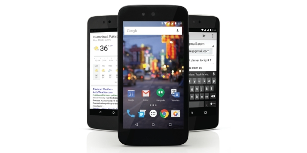 Android One heads to Pakistan with launch of QMobile A1