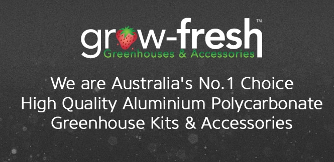 Grow-Fresh Greenhouses & Accessories